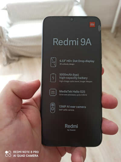Smartphone Xiaomi Redmi 9A for sale in Orihuela Costa Phone Shop